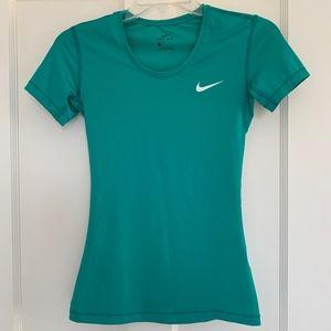 Nike Dri-Fit Short Sleeve Tee Shirt Top Size S